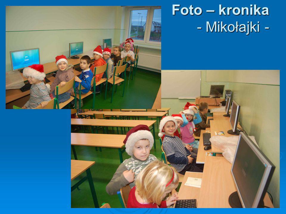 Foto – kronika - Mikołajki -