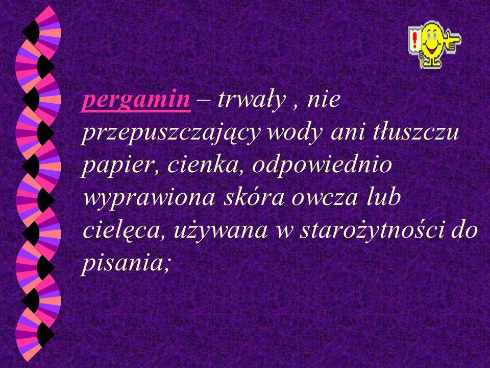 ryga - papier z grubymi poprzecznymi liniami lub w kratkę podkładany pod papier gładki, umożliwiający równe pisanie ;