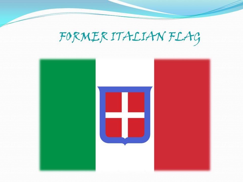 FORMER ITALIAN FLAG