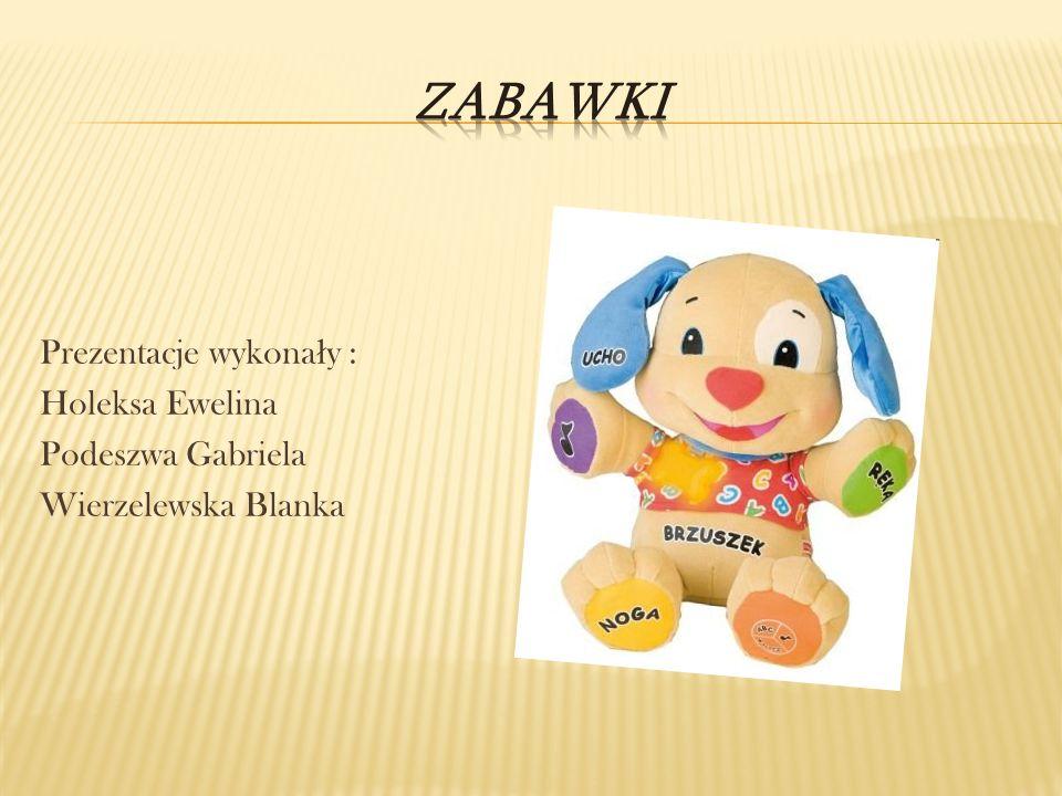Prezentacje wykona ł y : Holeksa Ewelina Podeszwa Gabriela Wierzelewska Blanka
