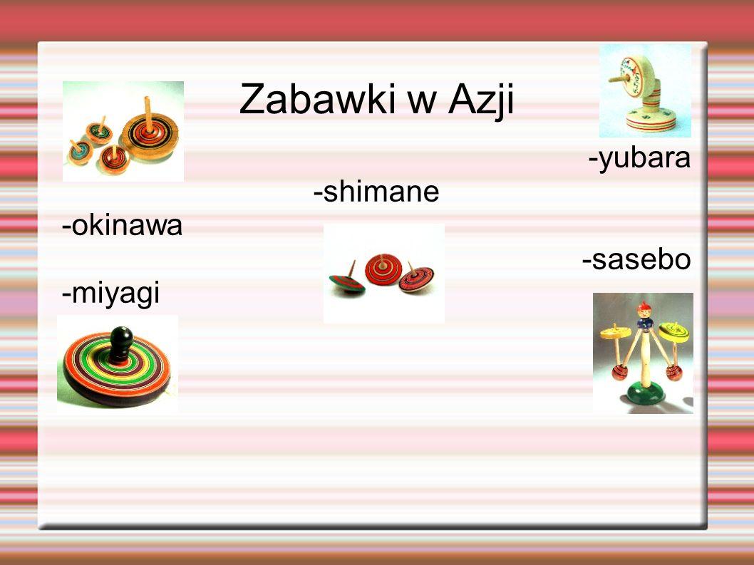 Zabawki w Azji -yubara -shimane -okinawa -sasebo -miyagi