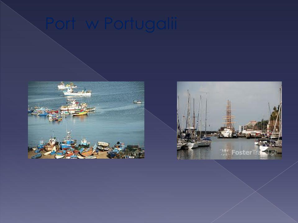 Port w Portugalii