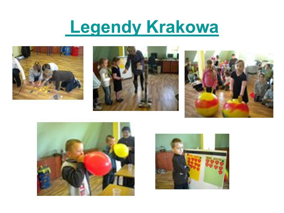 Legendy Krakowa