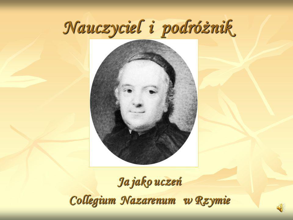 Zostaje zakonnikiem Zanim zostałem zakonnikiem, musiałem odbyć nowicjat. Każdy z nas musiał przybrać nowe imię – ja wybrałem imię Stanisław. Potem zło