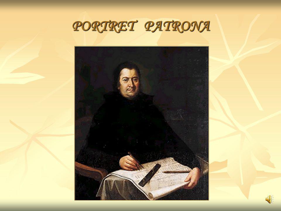 PORTRET PATRONA