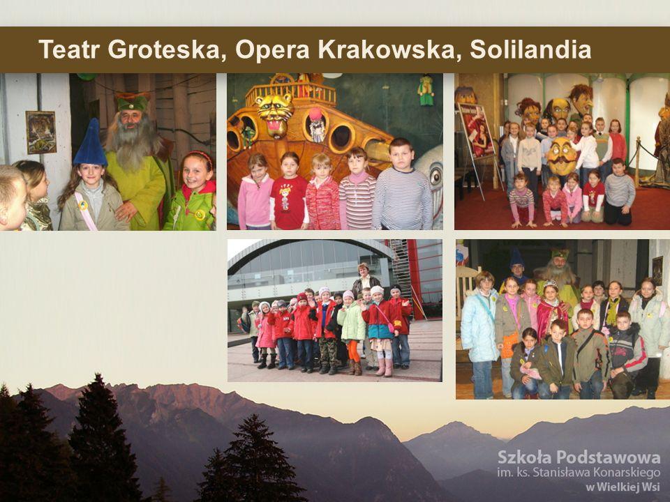 Teatr Groteska, Opera Krakowska, Solilandia