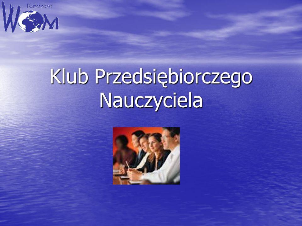 Klub Przedsiębiorczego Nauczyciela