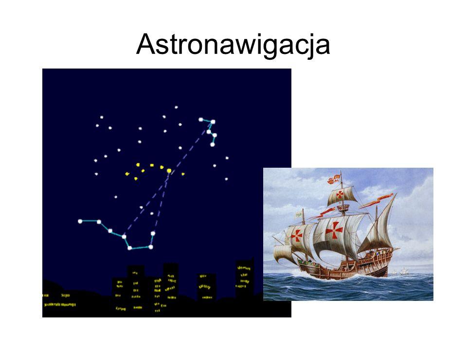 Astronawigacja