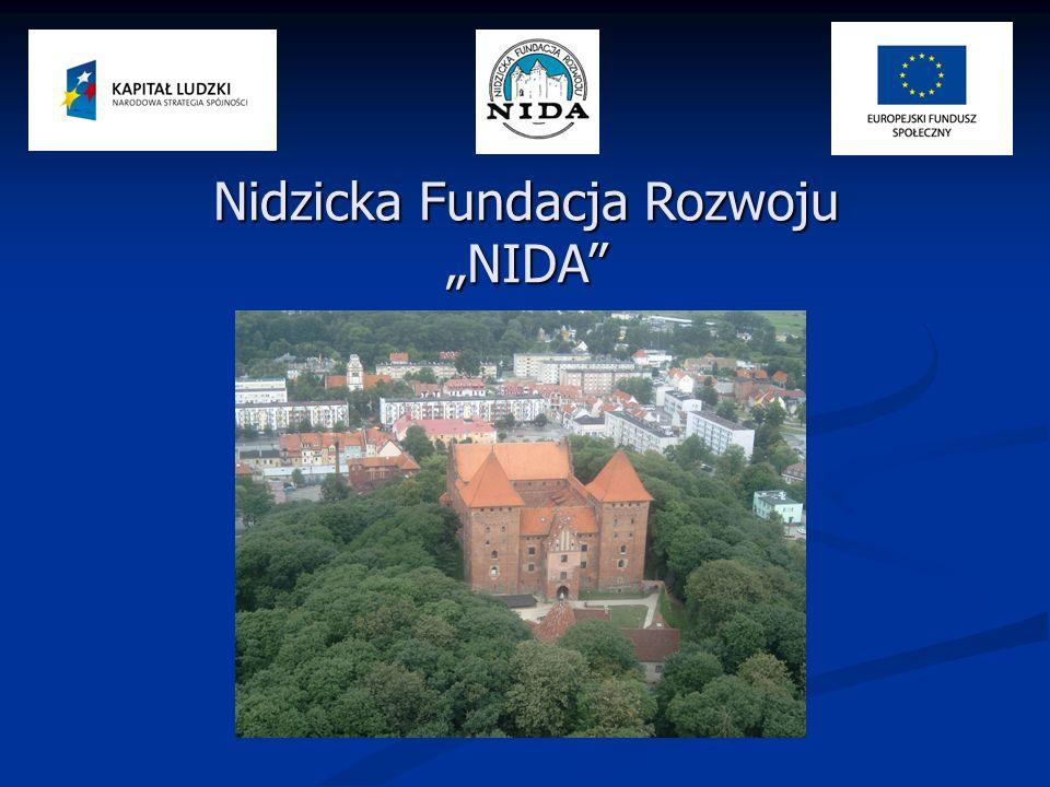 Nidzicka Fundacja Rozwoju NIDA