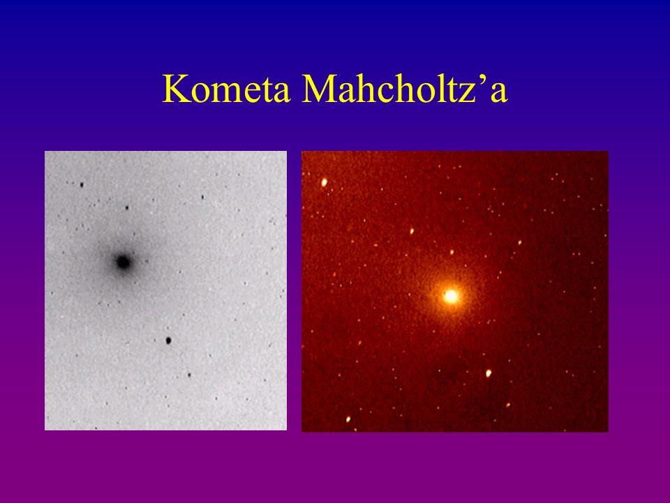 Kometa Mahcholtza