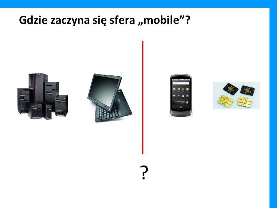 Gdzie zaczyna się sfera mobile? ?