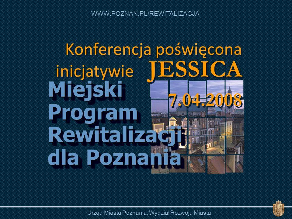 Urząd Miasta Poznania, Wydział Rozwoju Miasta ZESPÓŁ URB.-ARCH.
