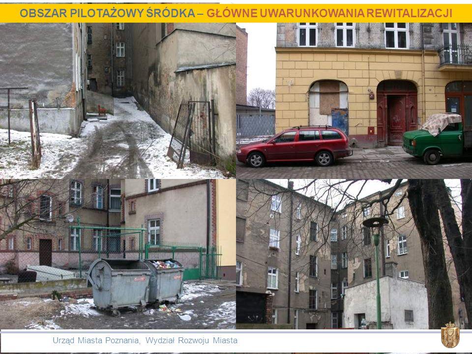 Część północna20062030 Pow.uż.mieszkań [m²] 2371232361 Pow.