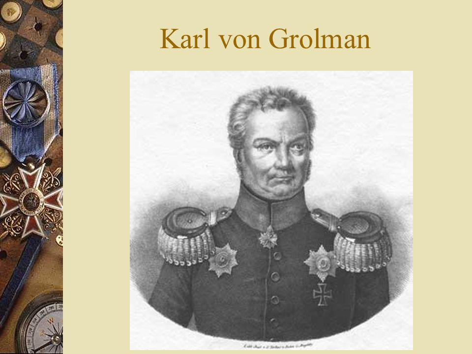 Karl von Grolman