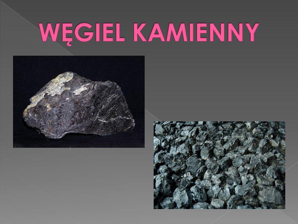 Najstarsza odmiana węgla kopalnego.
