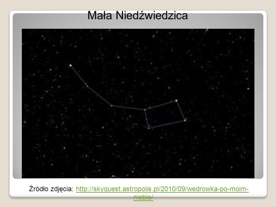 Źródło zdjęcia: http://skyquest.astropolis.pl/2010/09/wedrowka-po-moim- niebie/http://skyquest.astropolis.pl/2010/09/wedrowka-po-moim- niebie/ Mała Ni