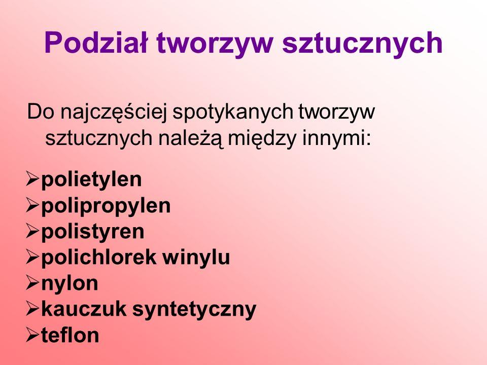 POLIETYLEN Produkt polimeryzacji etylenu.Jego nazwa handlowa to politen lub petrolen.
