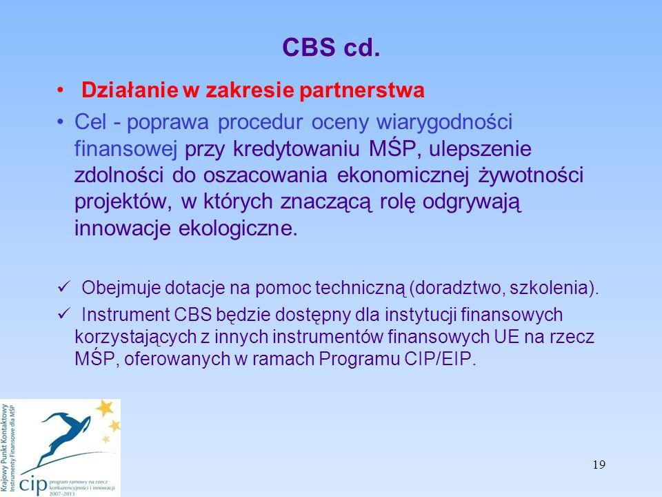 CBS cd.