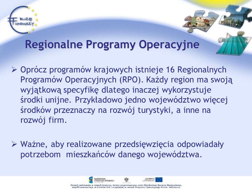 Dobre praktyki W województwie łódzkim zrealizowano ze środków unijnych w latach 2004-2007 wiele ciekawych projektów.