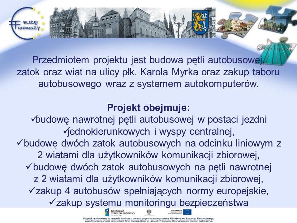 Ul.Borowska jest częścią jednego z najważniejszych elementów układu komunikacyjnego miasta.