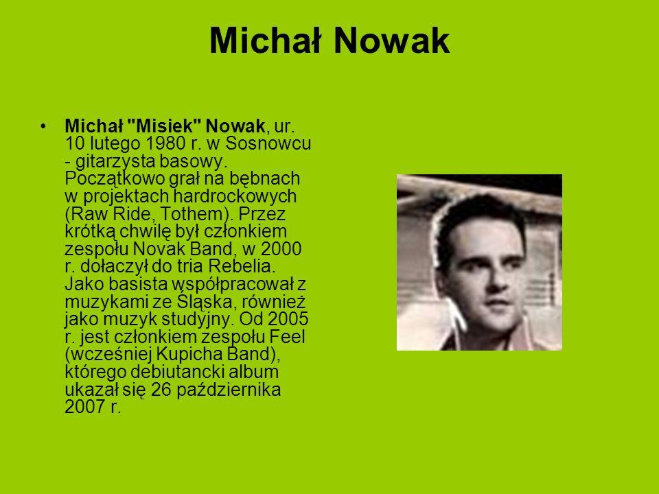 Michał Nowak Michał