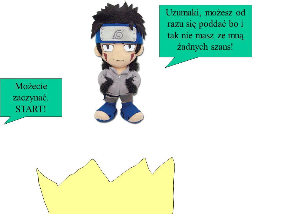 Naruto Uzumaki Vs. Kiba Inuzuka