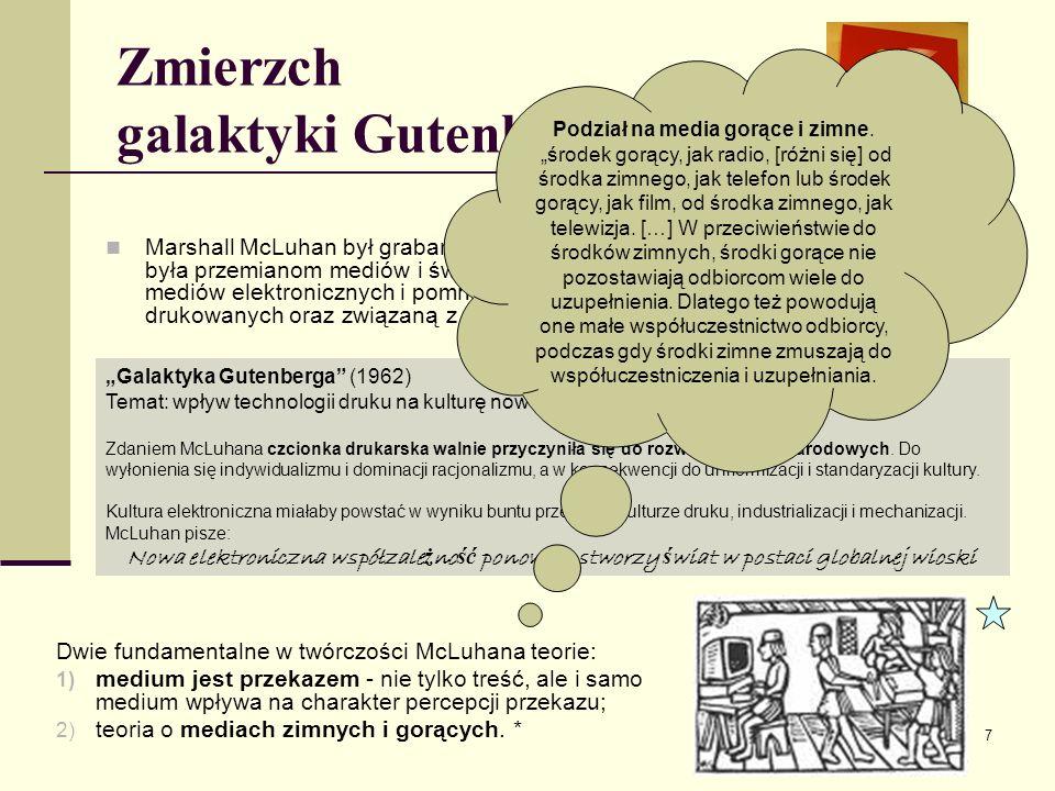 6 PERIODYZACJA Wynalezienie druku a) ok. 1450 b) 1453 c) 1492 Wynalezienie nowej metody druku: Druk stał się nową drogą przenoszenia idei, myśli, wiad