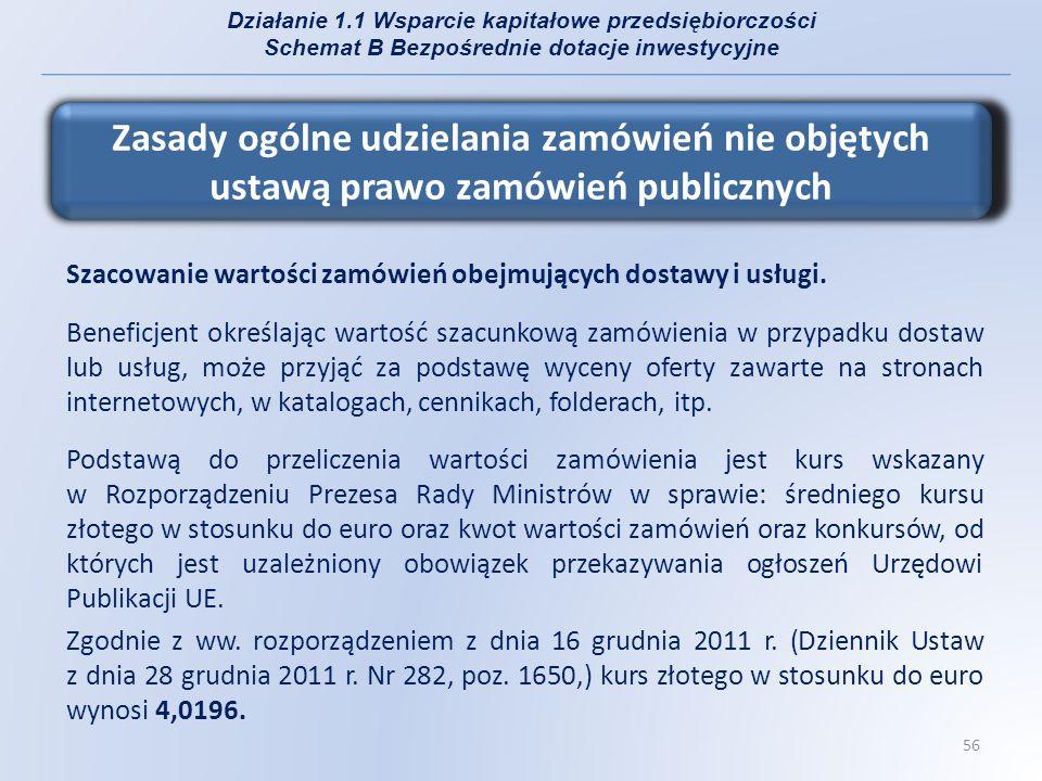 Beneficjent realizując zamówienia powyżej kwoty 14 000 euro powinien: - Przeprowadzić przetarg określony przez art.