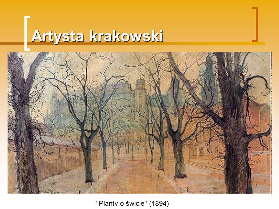 Artysta krakowski