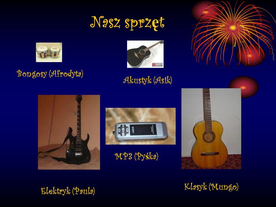 Przez nasz zespół przetoczyło si ę jeszcze wiele innych osób: -Ba ś ka, -K-Krzysiek, -P-Piotrek, - Demon, - Branko, - Damianek, iana, - Jadzia,
