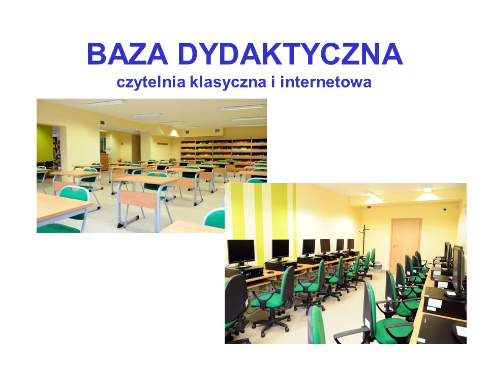 Efekty realizacji Projektu Powstałe w ramach projektu laboratorium będzie służyć w pierwszej kolejności studentom i pracownikom uczelni.