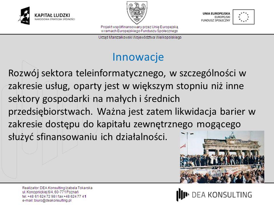 Inwestycje w badania Inwestycje w B+R stymulują innowacyjność oraz przyczyniają się do rozwoju.