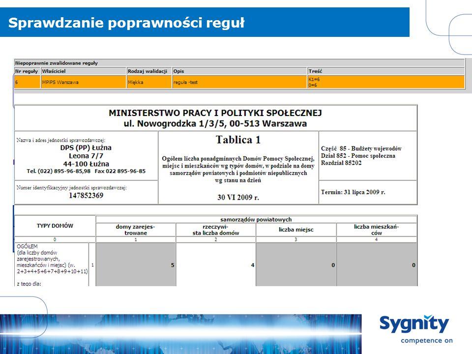 Wprowadzenie korekty do sprawozdania o statusie Przekazane/Przekazane warunkowo poprzez ponowne scalenie Obsługa korekt