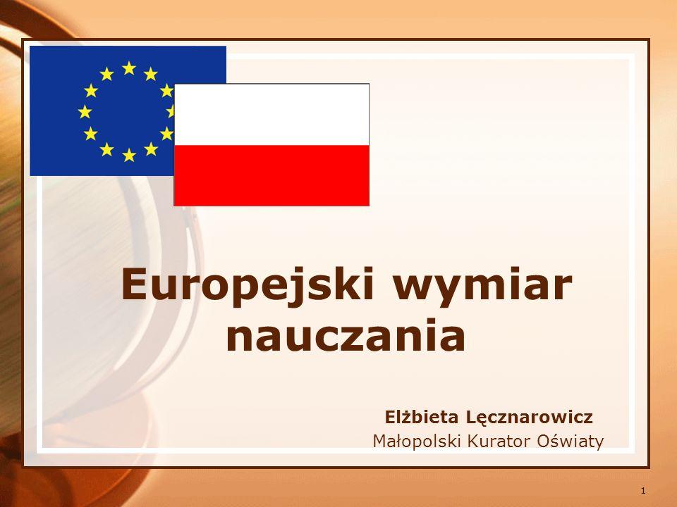 2 Unia przyczynia się do rozwoju edukacji o wysokiej jakości, poprzez zachęcanie do współpracy między Państwami Członkowskimi oraz jeżeli to niezbędne poprzez wspieranie i uzupełnianie ich działań.