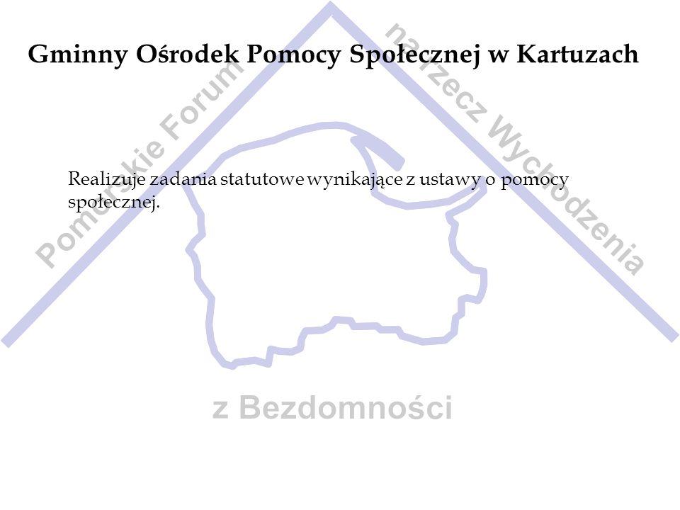 Miejski Ośrodek Pomocy Rodzinie w Słupsku Realizuje zadania statutowe wynikające z ustawy o pomocy społecznej.