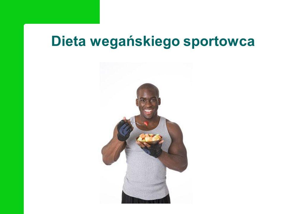 Dieta wegańskiego sportowca