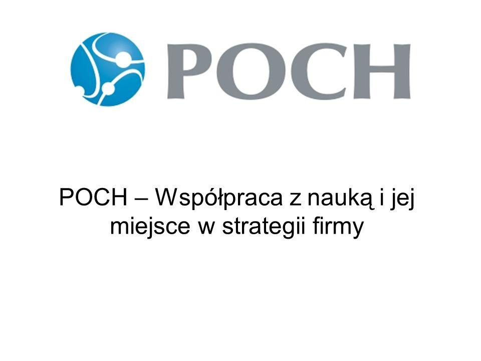 Kim jesteśmy Jesteśmy znaczącą firmą w polskim przemyśle chemii specjalizowanej, z ponad 50-letnią tradycją i doświadczeniem.