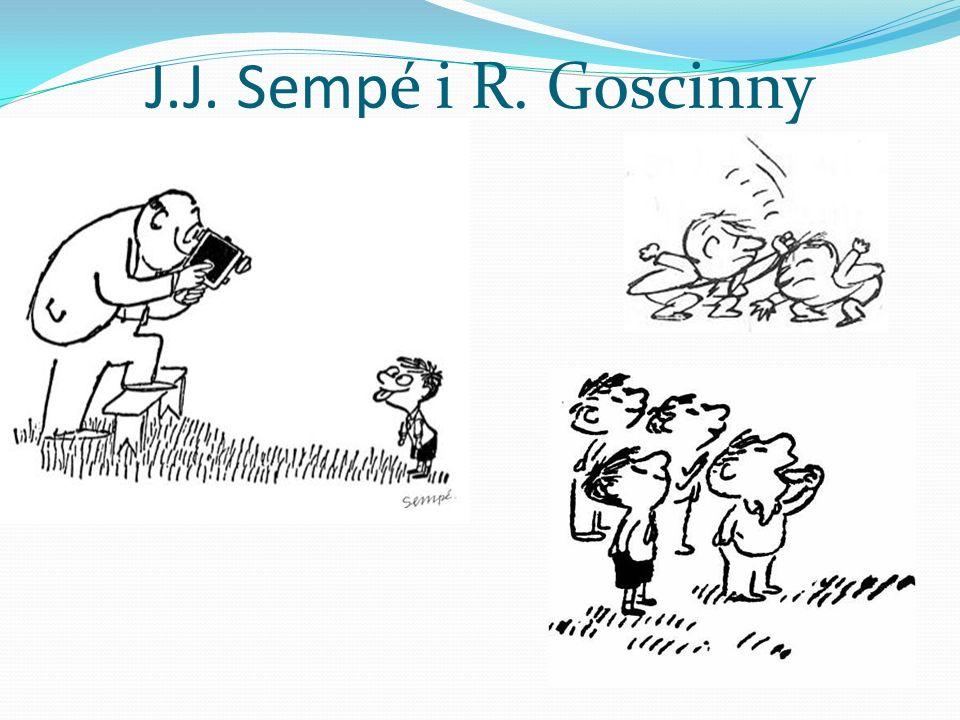 J.J. Sempé i R. Goscinny
