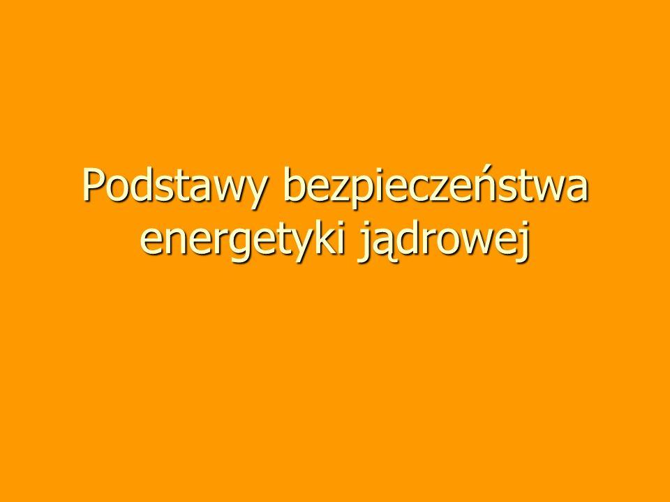 Tadeusz Hilczer, wykład monograficzny 33 II bariera bezpieczeństwa W analizach zakłada się, że MAP prowadzi do –rozszczelnienia 100% koszulek paliwowych, –wydziela się 100 % promieniotwórczych gazów szlachetnych zawartych w paliwie, –wydziela się 50 % izotopów jodu, –wydziela się 1 % stałych produktów rozszczepienia.