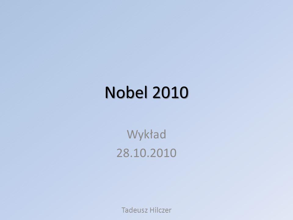Nobel 10 Tadeusz Hilczer GRAFEN