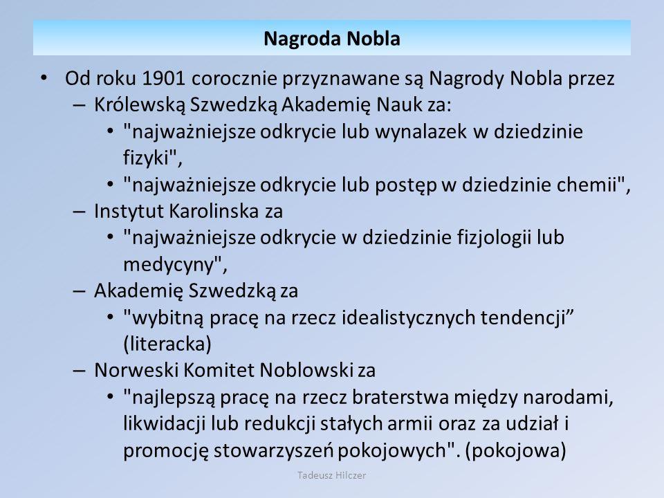 Konstantin Siergiejewicz Nowosiołow Tadeusz Hilczer