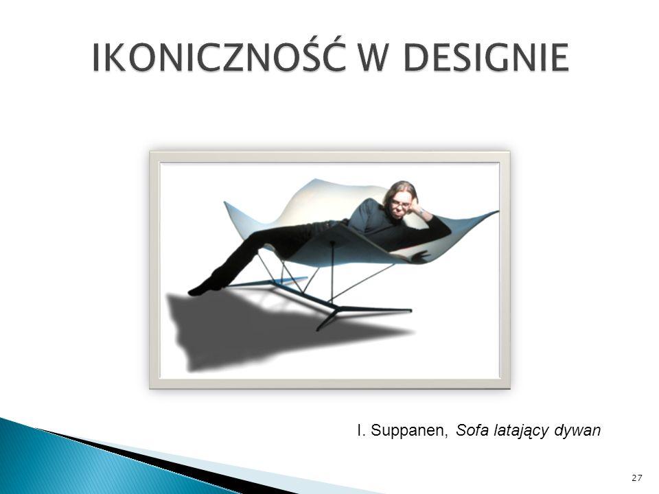 27 I. Suppanen, Sofa latający dywan