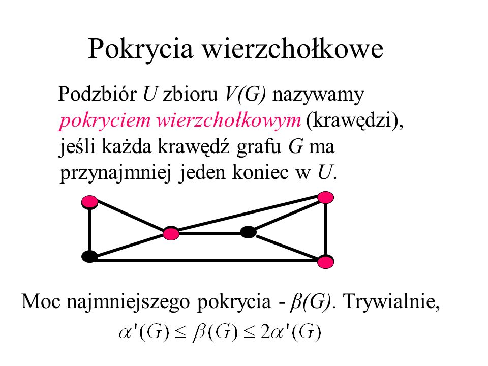 Tw.Tuttea Niech q(G) będzie liczbą nieparzystych składowych grafu G.