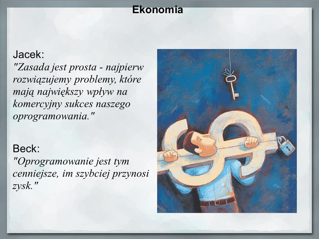 Ekonomia Jacek: