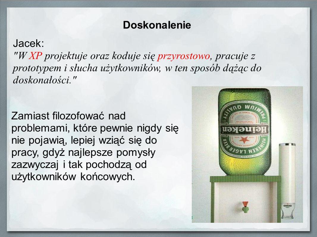 Doskonalenie Jacek: