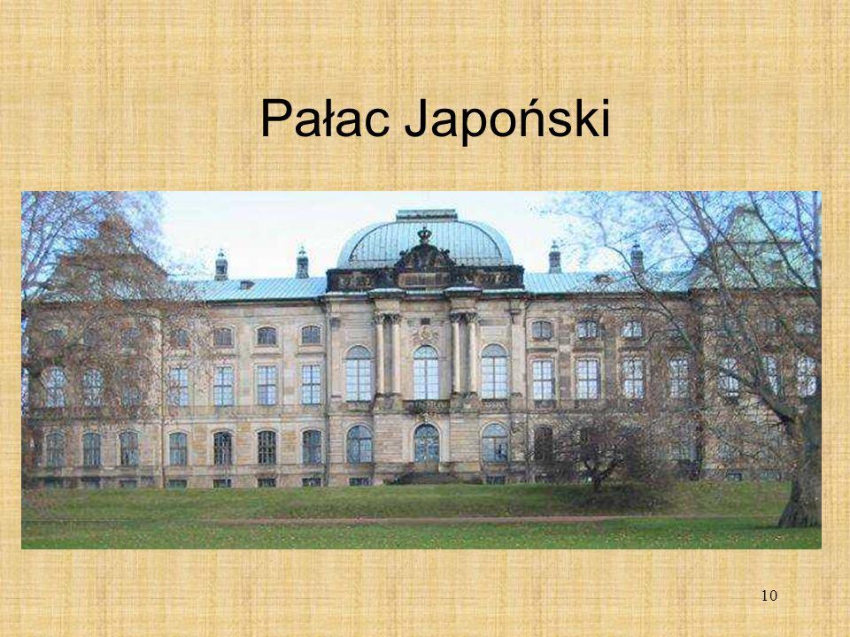 10 Pałac Japoński