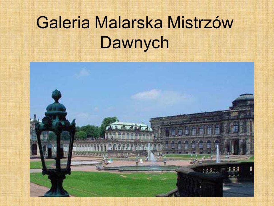 14 Galeria Malarska Mistrzów Dawnych