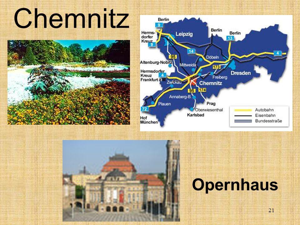 21 Chemnitz Opernhaus