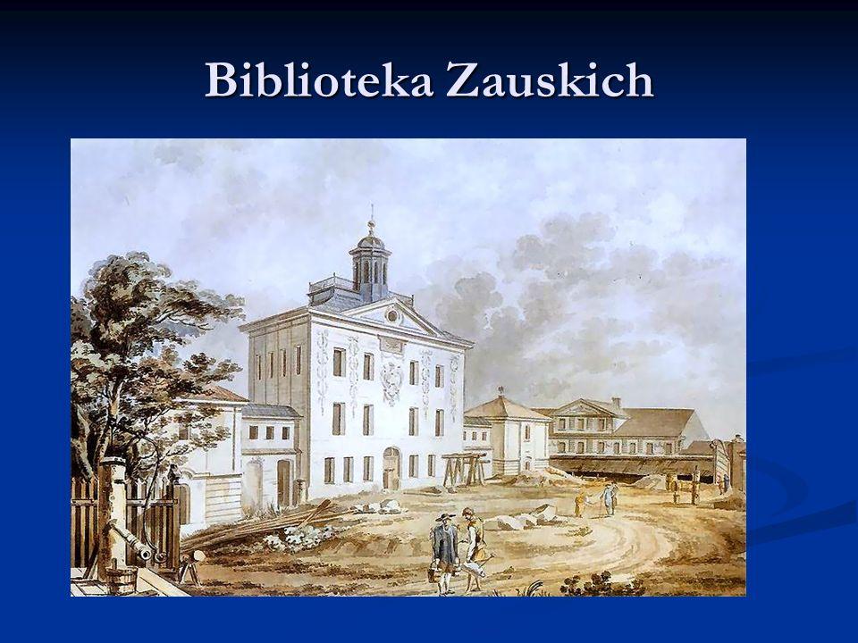 Biblioteka Zauskich