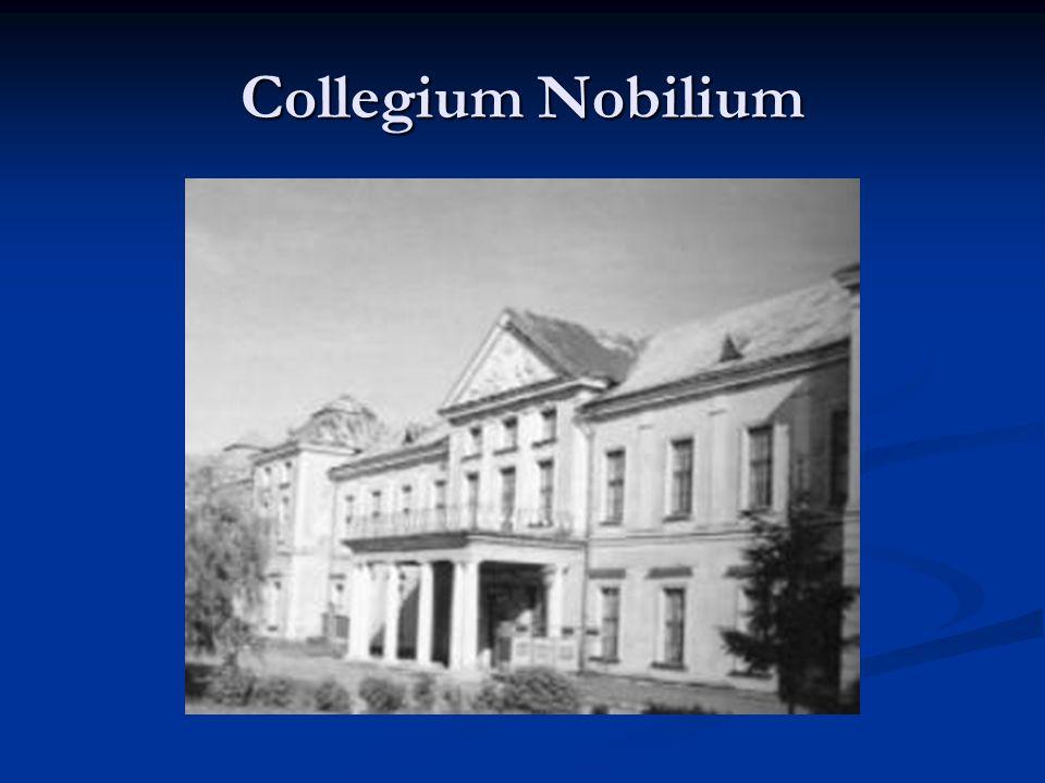 Collegium Nobilium